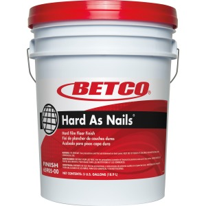 Betco Hard As Nails Hard Film Floor Finish