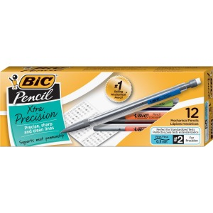 BIC Refillable Mechanical Pencils
