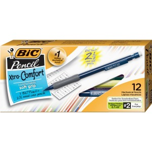 BIC Matic Grip Mechanical Pencils