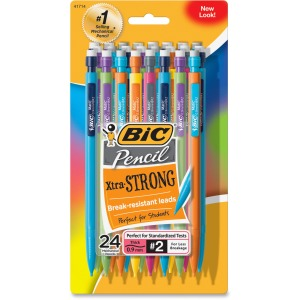 BIC Xtra Strong No. 2 Mechanical Pencils
