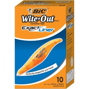 BIC Wite-Out Exact Liner Correction Tape