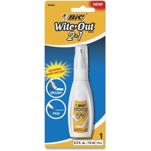 Wite-Out Wite Out 2-in1 Correction Fluid