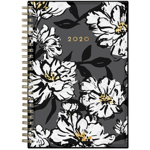 Blue Sky Baccara Dark Weekly/Monthly Planner