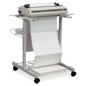 MooreCo JPM Adjustable Steel Printer Stand