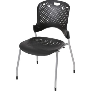 MooreCo Circulation Armless Stacking Chair