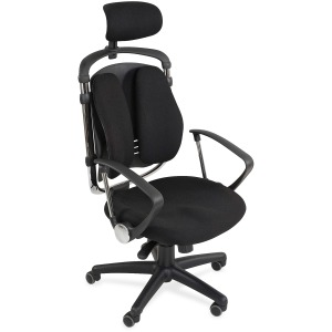 MooreCo Spine Align Executive Chair