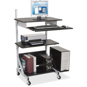 MooreCo Alekto-3 Totally Adjustable Workstation