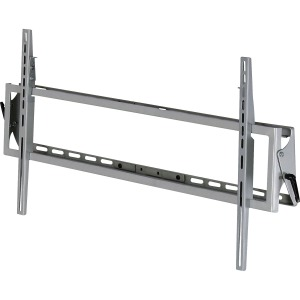 MooreCo 66587 Wall Mount for Flat Panel Display - Silver