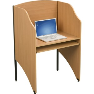 MooreCo Deluxe 89868 Floor Carrel