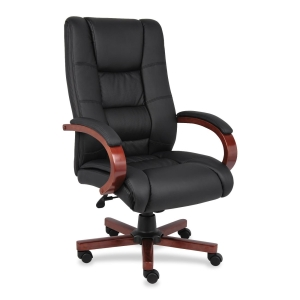 Boss CaressoftPlus High-Back Executive Chair