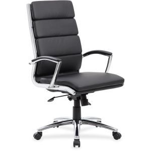Boss Contemporary Executive Highback In Caressoft Plus