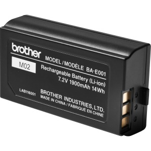 Brother Rechargeable Li-ion Battery Pack