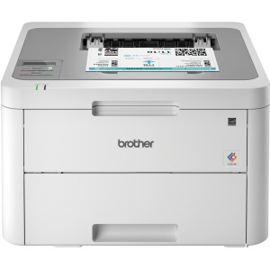 Brother HL-L3210CW Compact Digital Color Printer Providing Laser Quality Results with Wireless