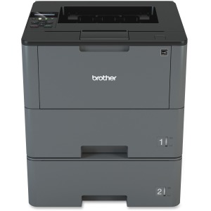 Brother Business Laser Printer HL-L6200DWT - Monochrome - Duplex Printing
