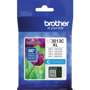 Brother LC3013C Ink Cartridge - Cyan