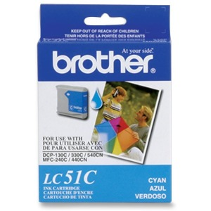 Smartchoice IJ51C Remanufactured Ink Cartridge - Alternative for Brother (LC51C)