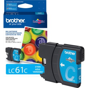 Smartchoice IJ61C Remanufactured Ink Cartridge - Alternative for Brother (LC61C)