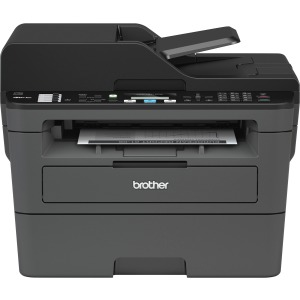 Brother MFC-L2710DW Monochrome Compact Laser All-in-One Printer with Duplex Printing and Wireless Networking