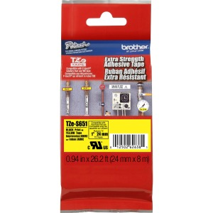 "Brother Extra Strength Adhesive 1"" TZ Tapes"