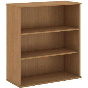 Bush Business Furniture 48H 3 Shelf Bookcase