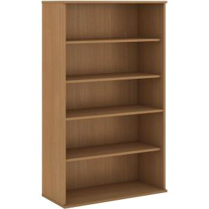 Bush Business Furniture 66H 5 Shelf Bookcase