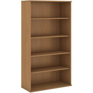 Bush Business Furniture 72H 5 Shelf Bookcase