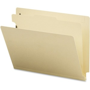 "Business Source 3/4"" Expanding Medical File Folders"