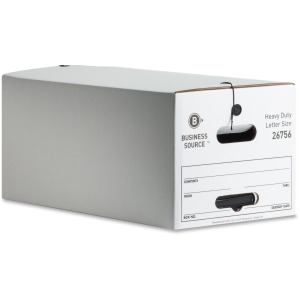 Business Source Med-Duty String/Button Storage Box