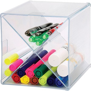 Business Source X-Cube Storage Organizer