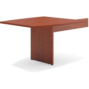 HON Boat End Conference Table