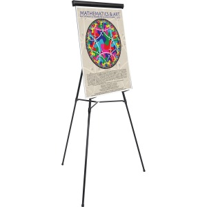 MasterVision 3-leg Display Easel