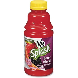 V8 Splash Fruit Juice