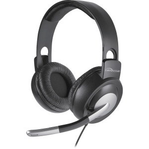 Compucessory Boom Microphone Stereo Headset