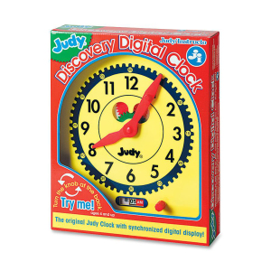 Judy Instructo Judy Discovery Digital Clock