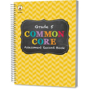 Carson-Dellosa CC Grade 5 Assessment Record Book