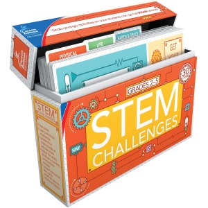Carson-Dellosa STEM Challenges Learning Cards