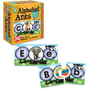 Carson Dellosa Education Grade PreK-1 Alphabet Ants Board Game