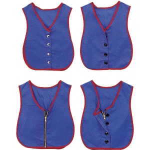 Children's Factory Children's Manual Dexterity Vests