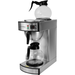 Coffee Pro Twin Warmer Institutional Coffee Maker