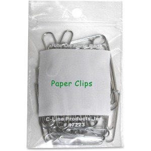 C-Line Write-On Small Parts Bags