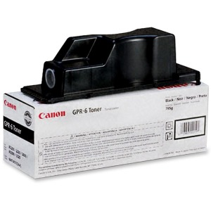 Canon GPR-6 Original Toner Cartridge