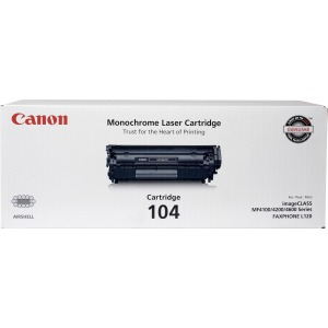 Canon Cartridge 104 Original Toner Cartridge