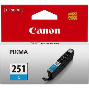 Canon CLI-251C Original Ink Cartridge