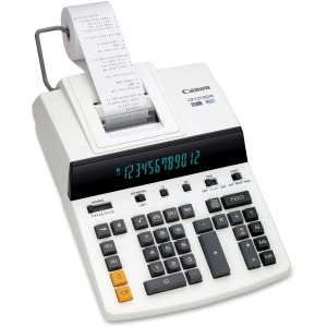Canon CP1213DIII Desktop Printing Calculator
