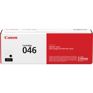Canon 046 Original Toner Cartridge - Black