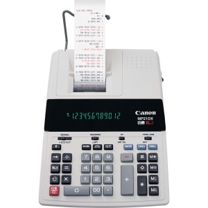 Canon MP21DX Color Printing Calculator