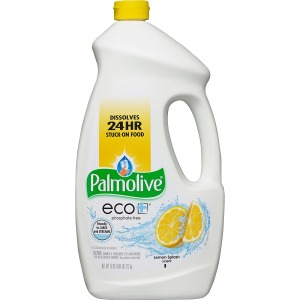 Palmolive Eco Plus Dishwasher Gel