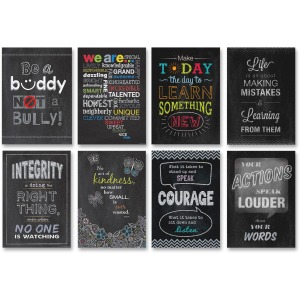 Creative Teaching Press Inspire U 8-Poster Pack