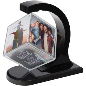 Dax Burns Grp. Revolving Photo Cube