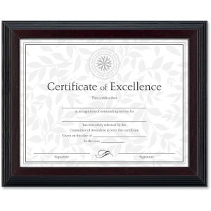 Dax Burns Group Step Edge Document Frame